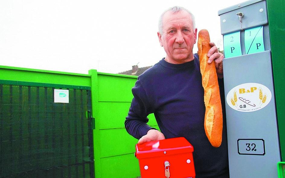 速遞商機!麵包郵箱席捲法國