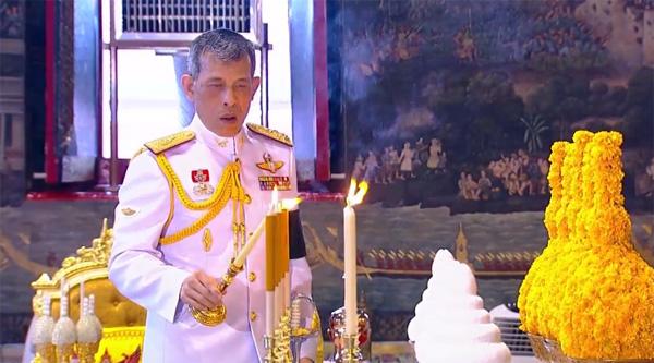 佛誕節 十世王御主持禮佛法會