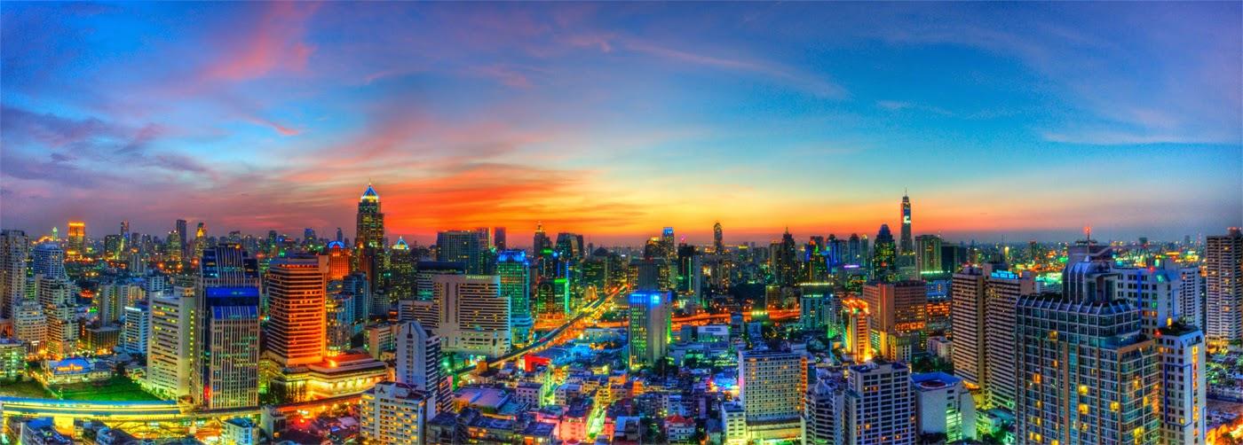 人口多 曼谷計畫增加行政區