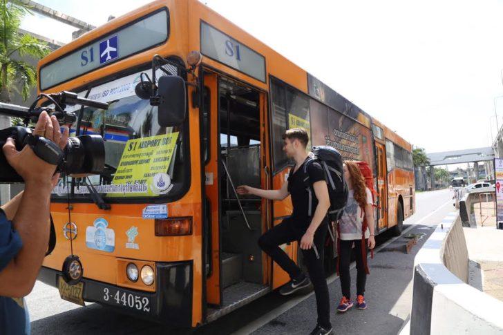 【素汪那普至考訕路】接駁巴士上路