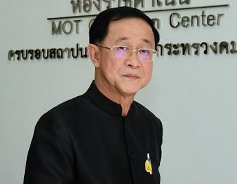 泰中高鐵特別命令 內閣批准