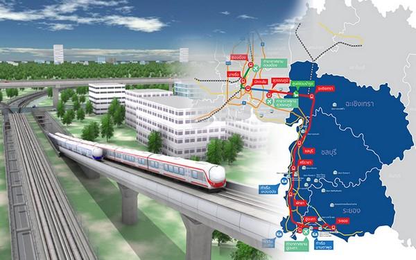 泰高鐵連接三大機場 內閣過關