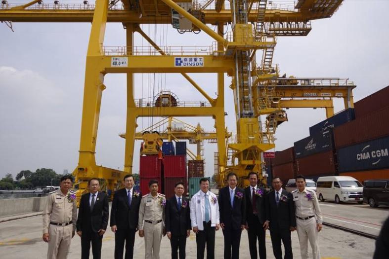 曼谷港口20G近海停泊區啟用