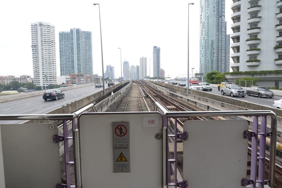 BTS捷運沙吞橋變複線 擇期施工