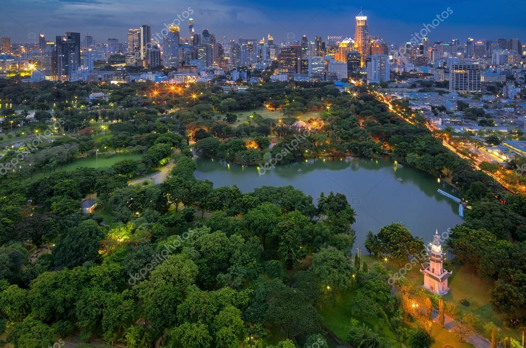 曼谷加大綠化 今年人均估6.38㎡