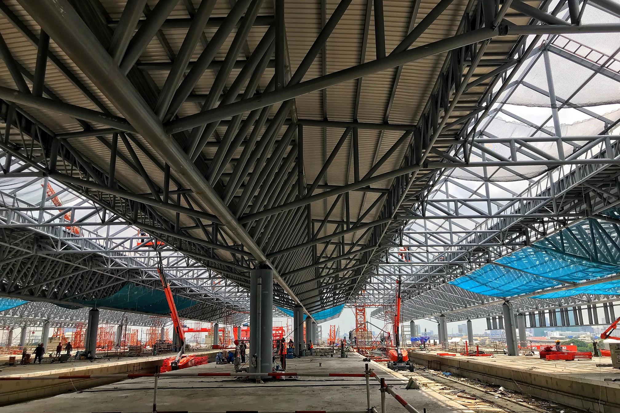 東南亞最大 挽賜火車站2020年啟用