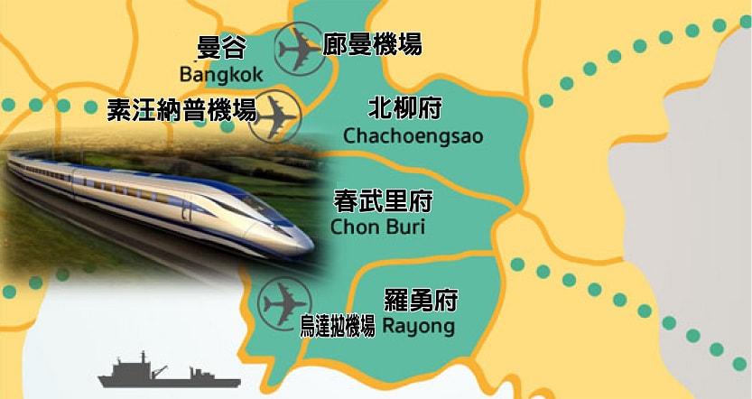 發展高鐵過渡期 機場快線擬商業計畫