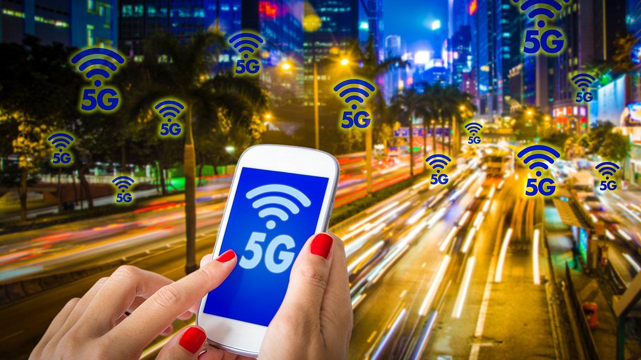 泰計畫2020年推出5G網絡