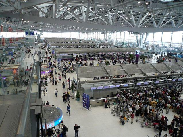 【素汪納普】獲准投建第2航站樓