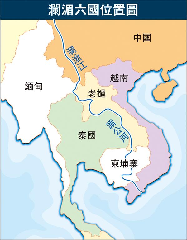 瀾湄合作 為泰中發展提供新機遇