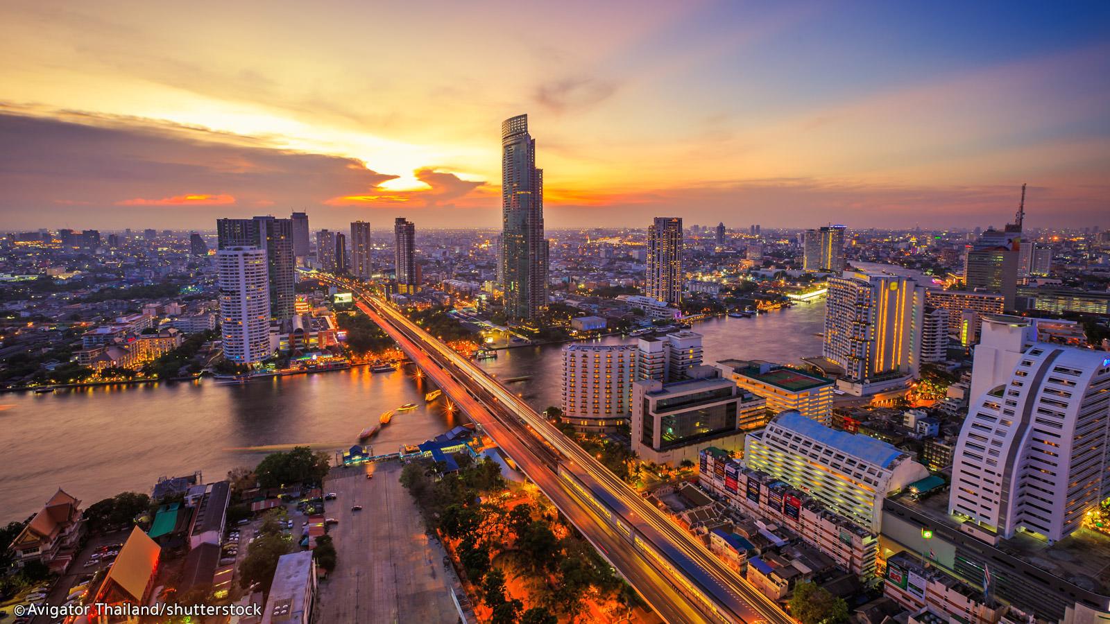 第二季度 曼谷地價飆漲32.3%