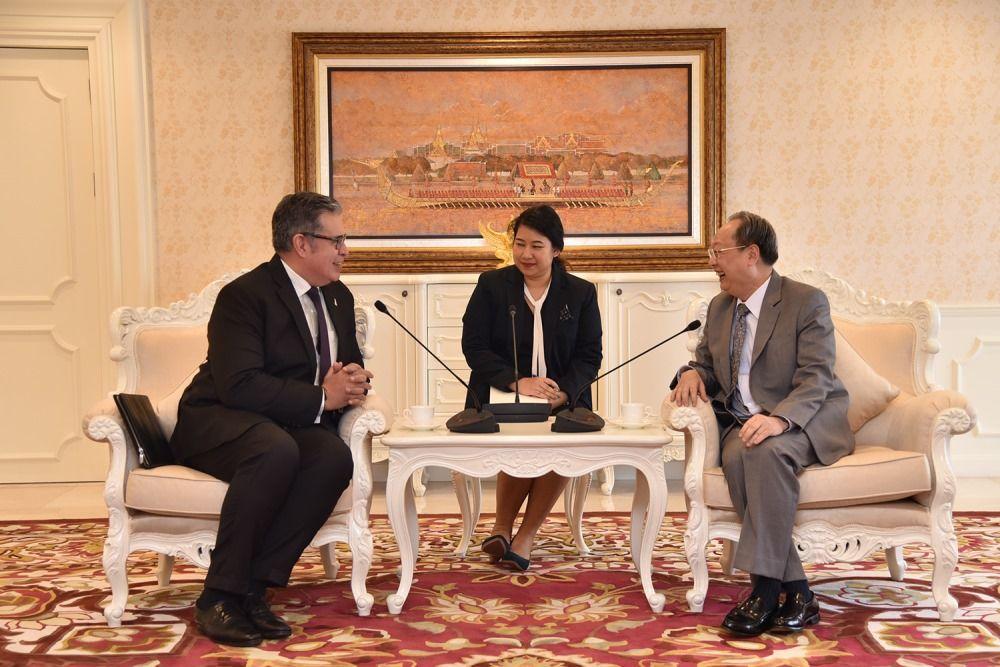 泰-紐加強貿易投資合作