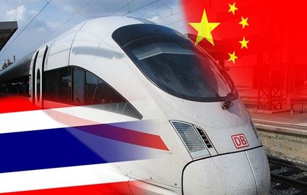 中泰高鐵2.3期 下月在北京簽約