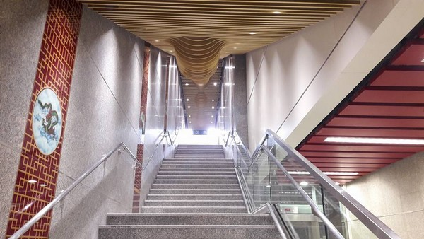 途經唐人街及泰國世界日報社 地鐵延長線4月通車
