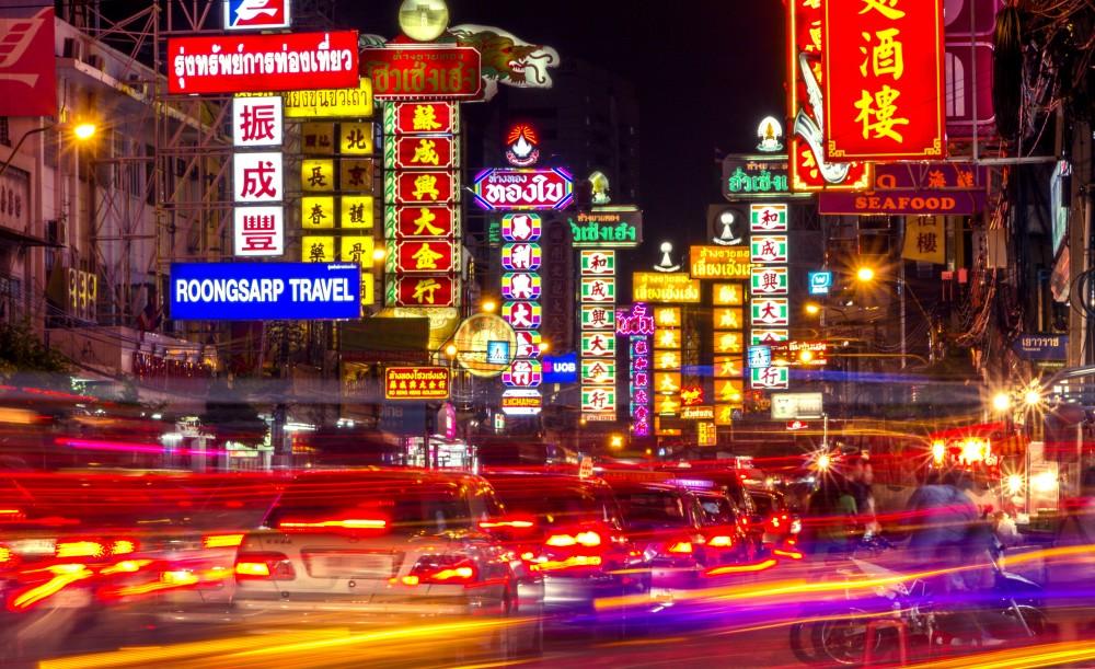 GIT加持 曼谷唐人街將變『黃金路』