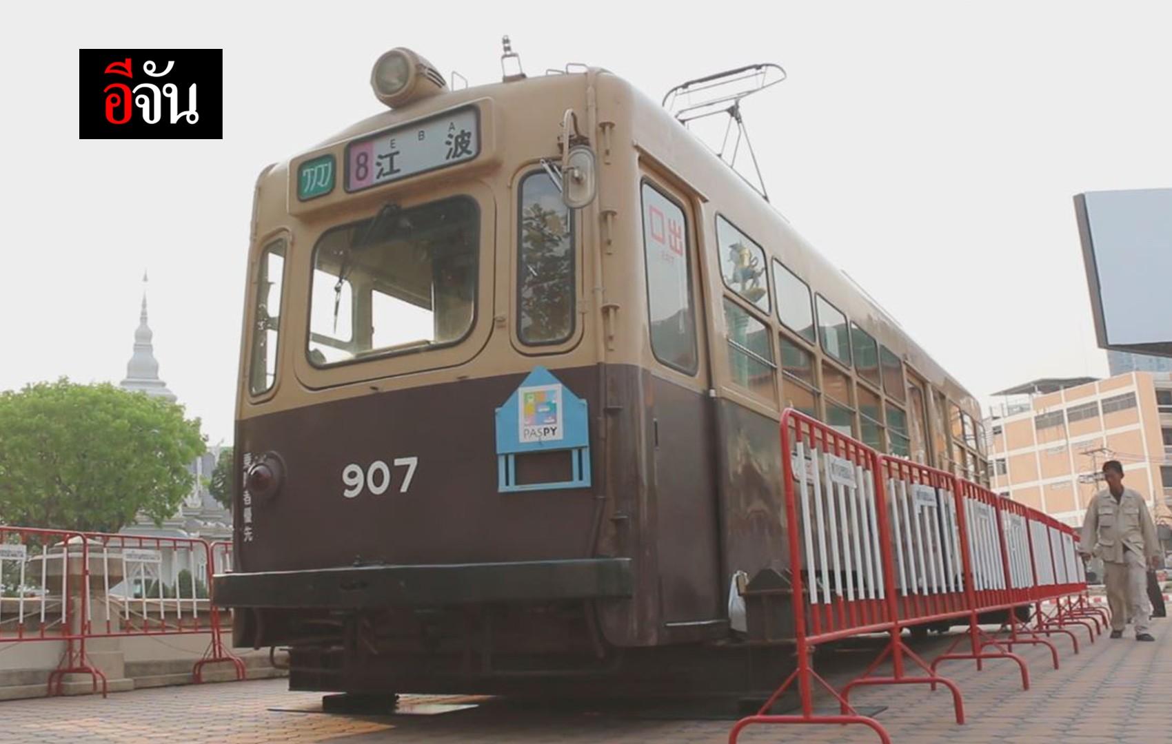 日本送電車 供泰自主研發